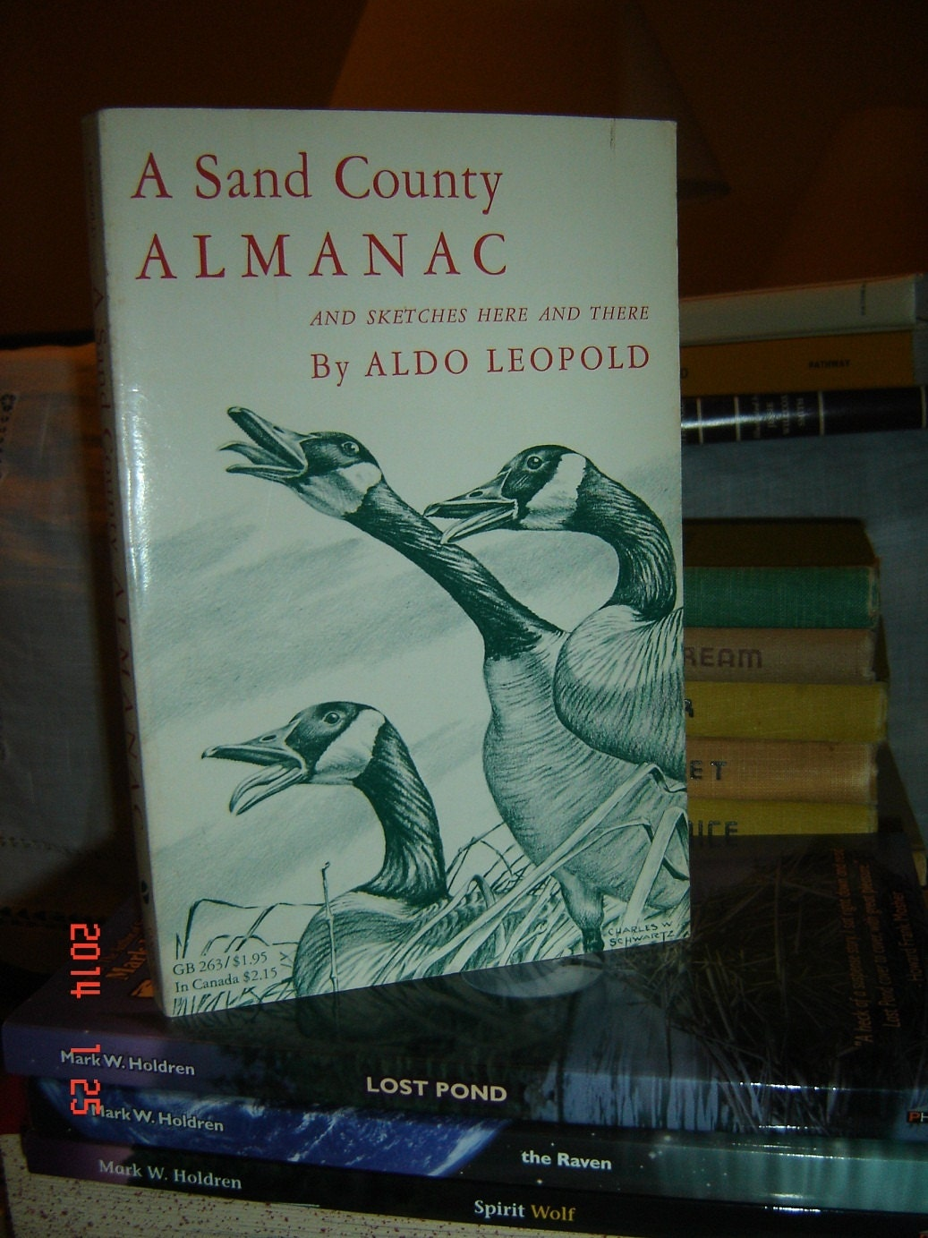 a summary of the essay round river by aldo leopold Read a free sample or buy a sand county almanac: with other essays on conservation from round river by aldo leopold you can read this book with ibooks on your iphone.
