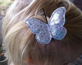 Pretty Butterfly Bobby Pin Hair Accessories