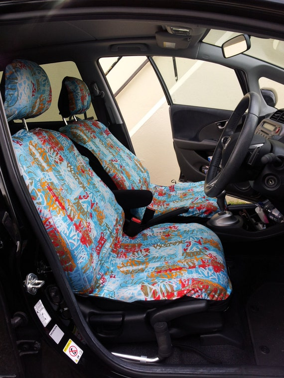 Boho Chic Car Seat Covers