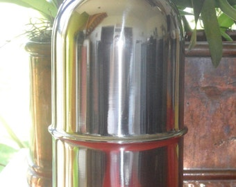 French retro soda syphon