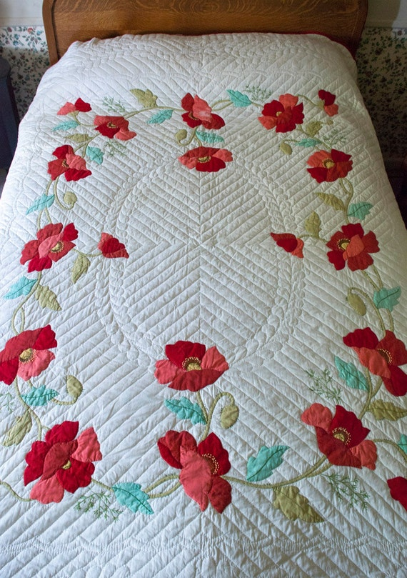 Vintage Applique Quilt Kits