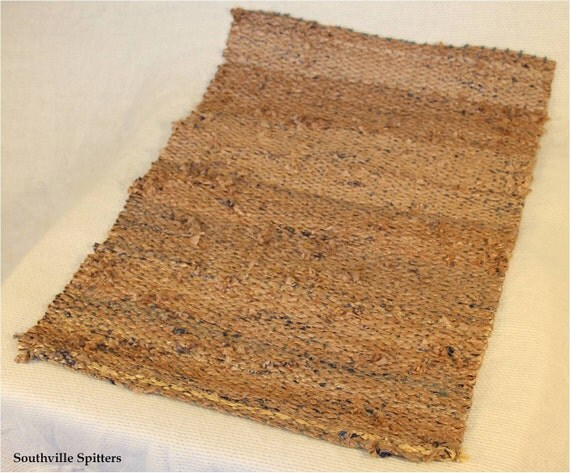 how to make a rug out of plastic bags