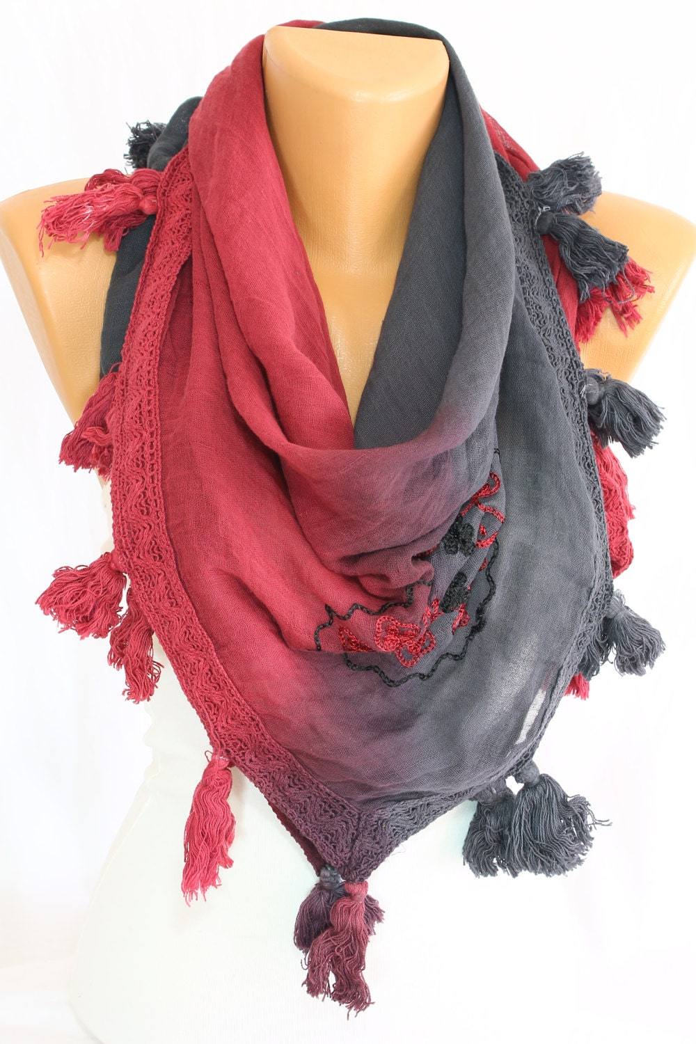 Shop for womens maroon scarf online at Target. Free shipping on purchases over $35 and save 5% every day with your Target REDcard.