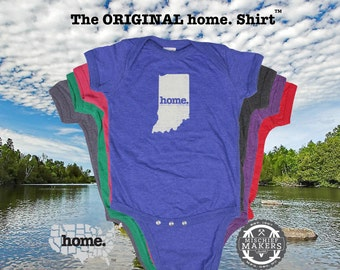 Indiana home Baby Bodysuit