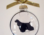 Cocker Spaniel Ornament Gifts for Dog Lovers