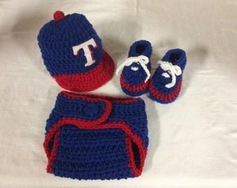 texas rangers baby | etsy