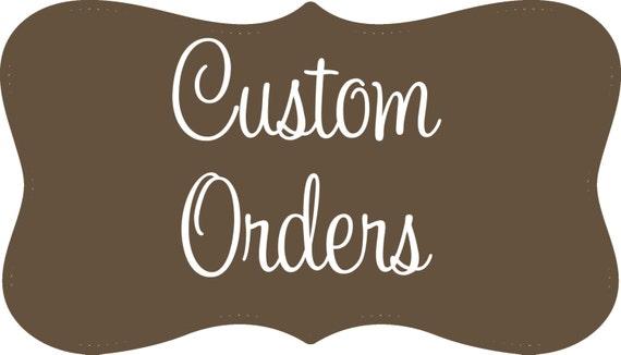 Your Custom Order Starts Here for Your  Beaded Bracelet - Statement Peyote Bracelets