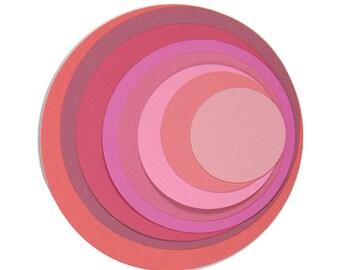 Sizzix 657551 Framelits Die Set 8 Pack - Circles