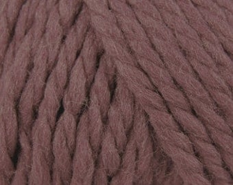 Rowan Big Wool Yarn Color 42 Purple - Mulberry  Value Purchase!!  Regular price is 16.95.