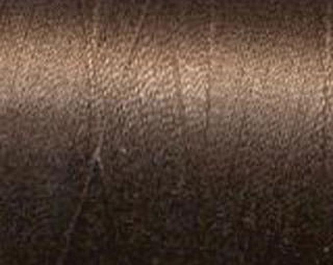 Aurifil Mako 50 wt Cotton Quilt Thread - Medium Bark 1285 - Small Spool - 220 yd / 200m