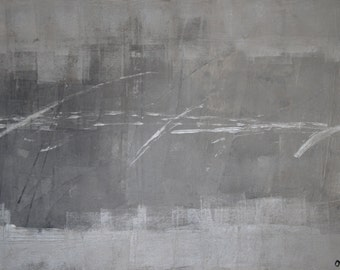 """Reveal - 36"""" art original Painting abstract painting large painting acrylic from Oliver Watt wall decor for your home"""