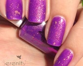 Temptation Limited Edition Store Exclusive Full Size Handmixed Glitter Indie Nail Polish from the Opulence Series