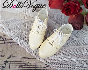 1/3 BJD Boots/Shoes Supper dollfie MSD Luts- Beige DV1-009