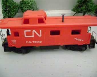 HO Train CN  Caboose