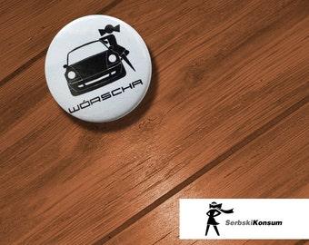 Lapel button. ORSHA | SerbskiKonsum 25mm