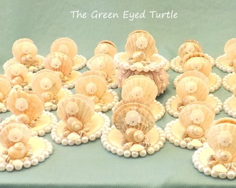 Sweet Shell Place Card Holder