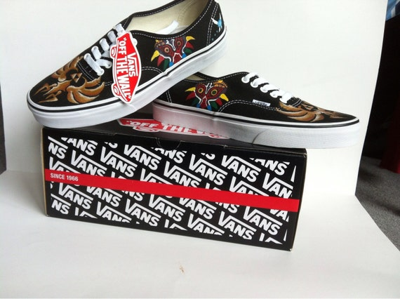 vans de the legend of zelda