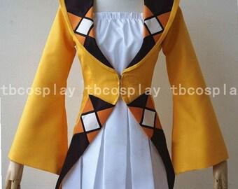 Aihara Enju Dress Anime Cosplay Costume
