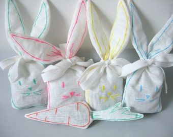 Bunny Lavander bag