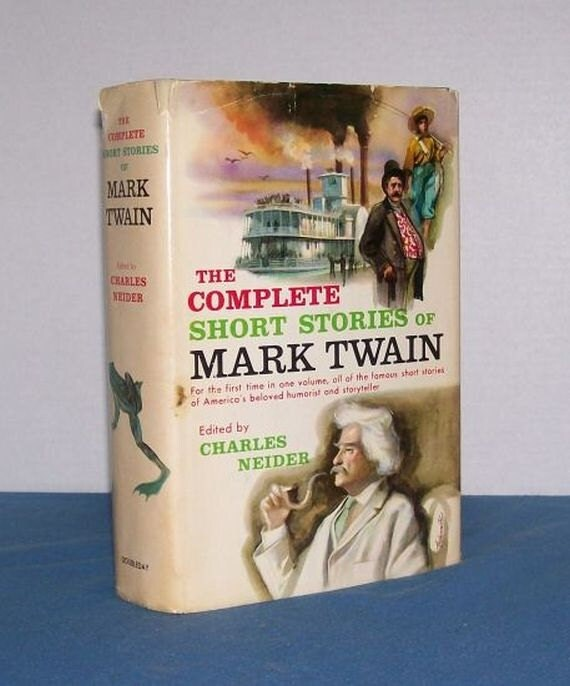 mark twain short stories essay Read a review on one of america's greatest humorists and social critics - mark twain.