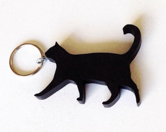 Cat Keychain - Gifts for Cat Lovers - Cat Lover Gifts