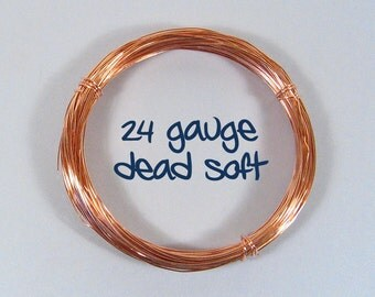 24ga 200ft DS Copper Wire