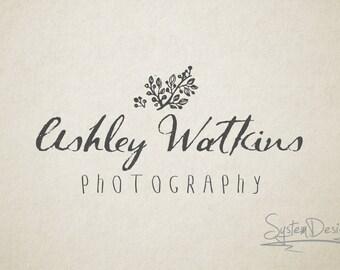 Photography Logo   Photographer Logo   Custom Designs   Premade logo and Photography logo - Watermark
