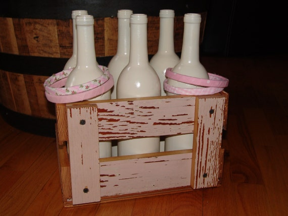 Rustic Ring Toss Game,