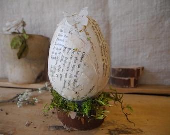 Home made easter egg for home decor n2