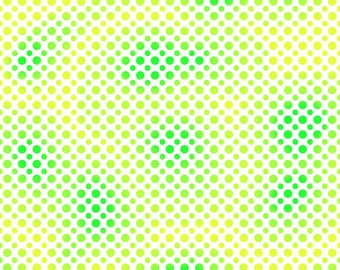 Per Yard, Ombre Dots Fabric Collection From Quilting Treasures