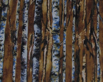 Per yard, Birch Woods Fabric