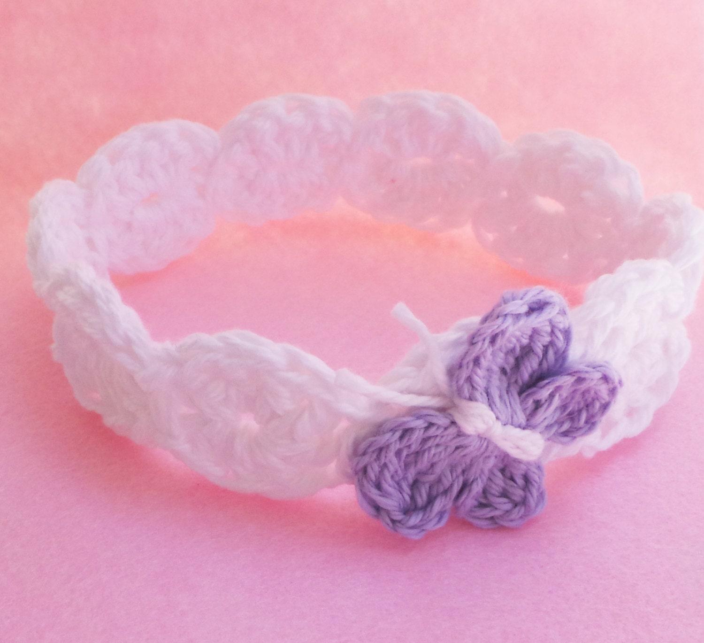 Crochet headband pattern baby headband pattern girls headband this is a digital file bankloansurffo Image collections