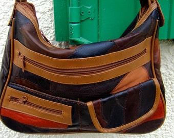 Bag Patchwork, 1980 s