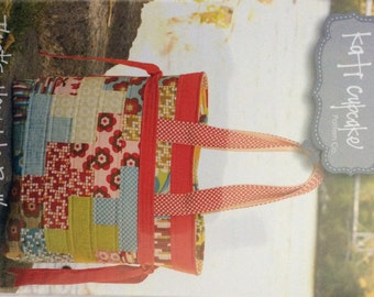 That's How We Roll Jelly Roll Bag - Kati Cupcake Pattern Company - KC 161