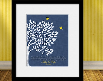 Gift for Bride's Parents, Gift for Groom's Parents, Thank You Gift for Parents, Wedding Day Gifts, Personal Message for Parents,