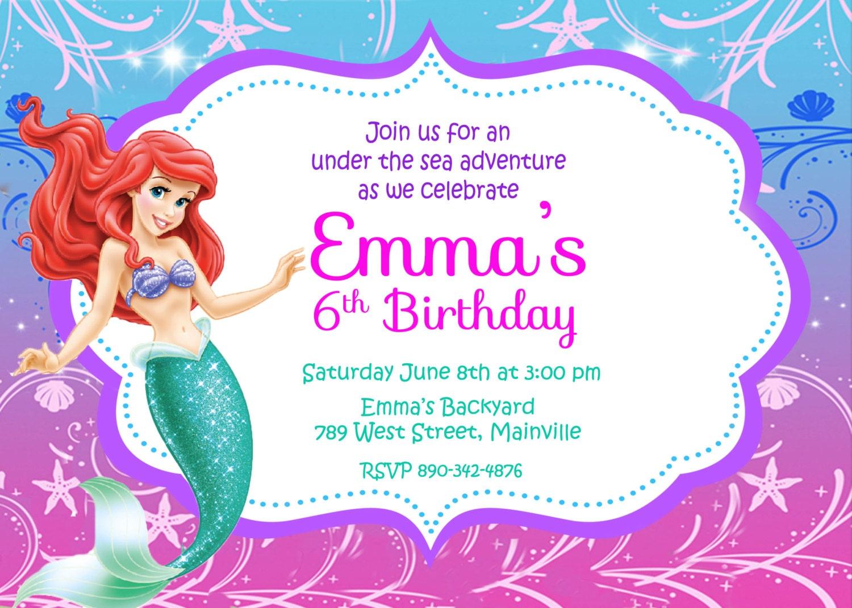 Nemo Invitations is nice invitations design