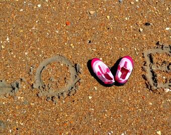 Beach Baby Nursery or Playroom Photograph