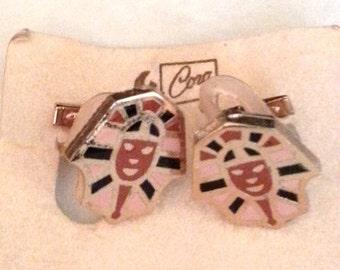 Vintage Coro Cuff Links