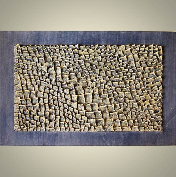Textured decorative wall panel abstract wall by jeemadodecor - Plastic textured wall panels ...