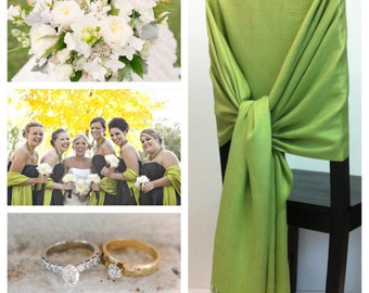 12 pashmina , pashmina scarf, pashmina shawls, wedding shawls, pashmina wrap, bridesmaid shawls, wedding favors, chair covers