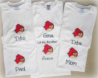 Family Matching shirts