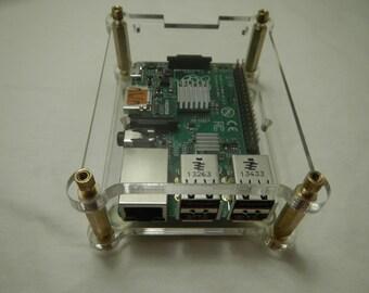 Stackable Case for Raspberry Pi Model B+/Pi 2/Pi3