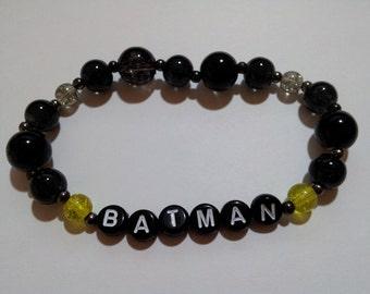 BATMAN stretch bracelet