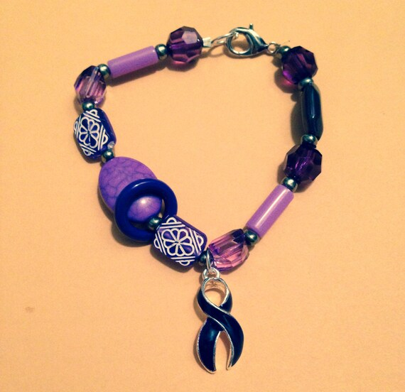 Porphyria Awareness bracelet
