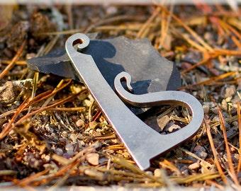 Hand-Forged Fire Steel (Flint & Steel Striker ) #09