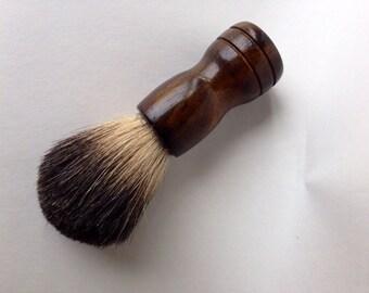 Pure Badger Hair Shave Brush (medium handle)