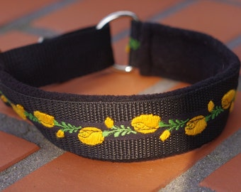 Comfortable, soft&cosy whippet collar