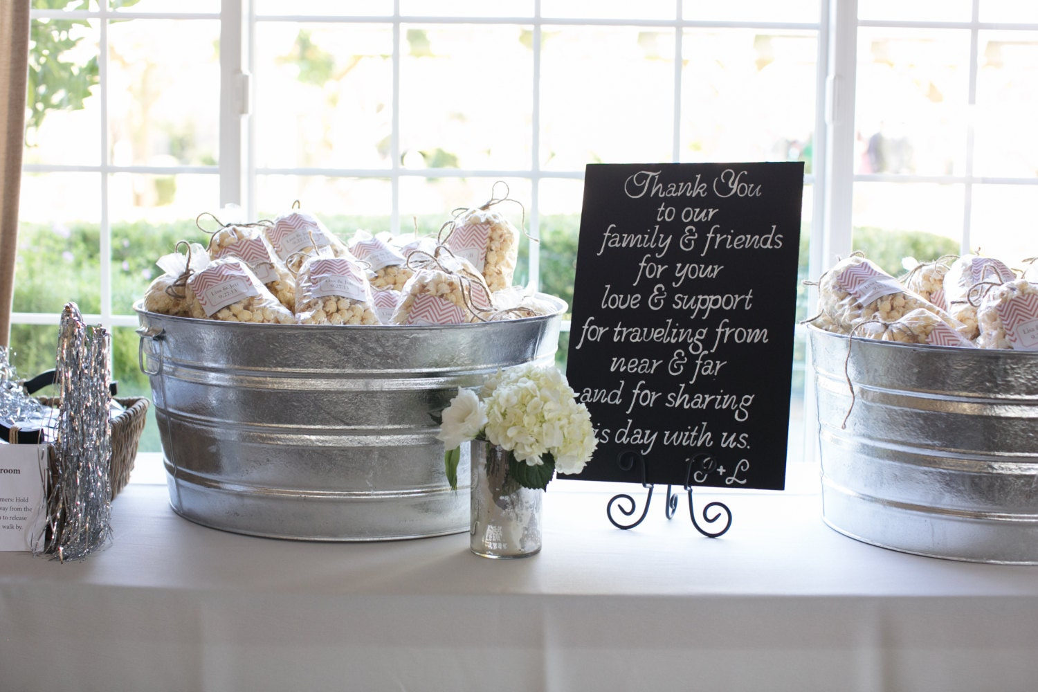Wedding Rehearsal Dinner Gifts: Thank You Sign For Wedding Favor Table Rehearsal Dinner