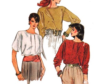 Vogue Sewing Pattern 8609 Size:  8-10-12  Used