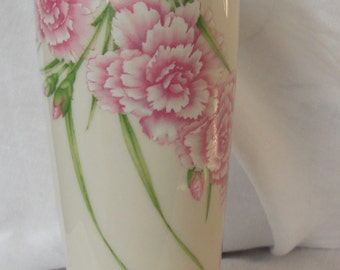 Lenox Carnation Mother's Day Vase